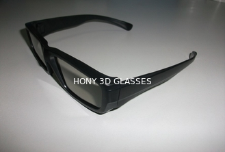 China Economical Imax Linear Polarized 3D Glasses , Plastic Eyewear supplier