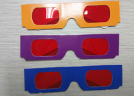 चीन Decoder Glasses for Sweepstakes and Prize Giveaways - Red / Red फैक्टरी