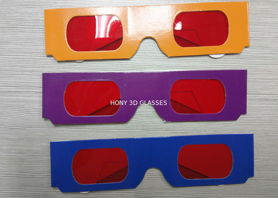 चीन Decoder Glasses for Sweepstakes and Prize Giveaways - Red / Red वितरक